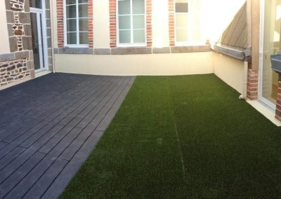toiture terrasse accessible multi protection.
