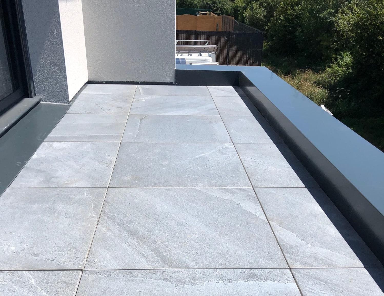 Nos prestations d'étanchéité de toiture-terrasse - La Fougeraise d'Étanchéité
